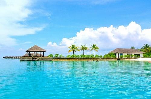 Maledivy - dovolenka pri mori