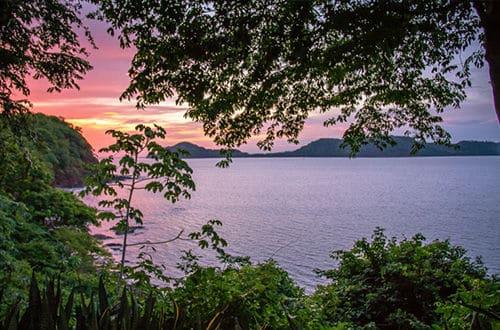 Kostarika - záliv Papagayo