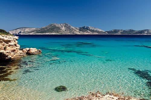 Grécko - Koufonisia