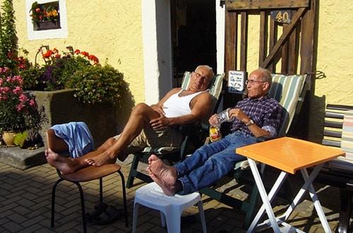Dovolenka pre dôchodcov