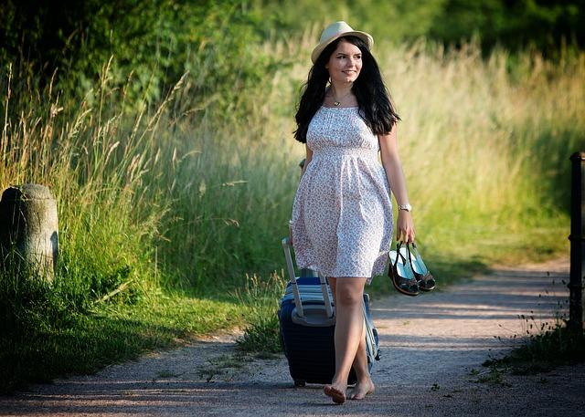 Cestovanie s kufrom