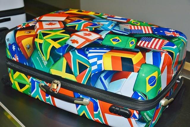 Kufor na cestovanie