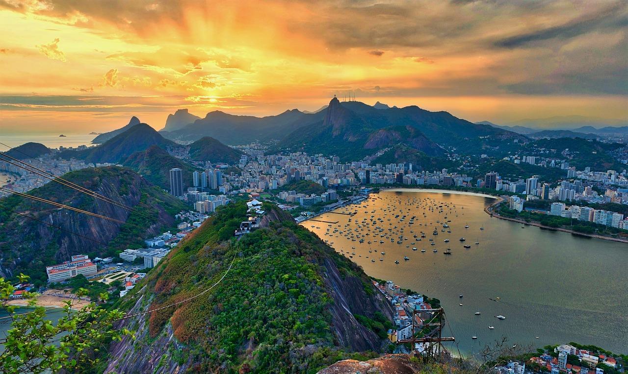 First minute dovolenka v Brazílii